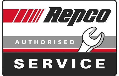 Repco Authorised Service Logo