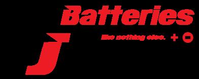 R&J Batteries Logo